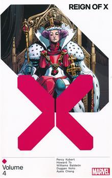 REIGN OF X TP VOL 04
