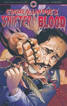 EDGAR ALLAN POE SNIFTER OF BLOOD TP (MR)