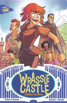 WRASSLE CASTLE GN BOOK 01 LEARNING ROPES