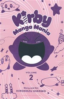 KIRBY MANGA MANIA GN VOL 02
