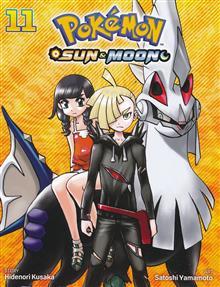 POKEMON SUN & MOON GN VOL 11