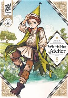 WITCH HAT ATELIER GN VOL 08