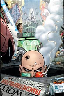 TRANSMETROPOLITAN VOL 0 TALES OF HUMAN WASTE TP (MR)