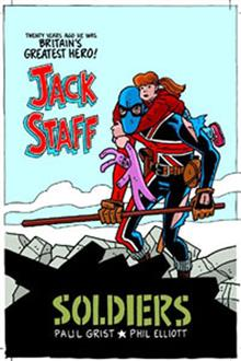 JACK STAFF VOL 2 SOLDIERS TP