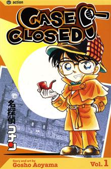 CASE CLOSED GN VOL 01 (CURR PTG)