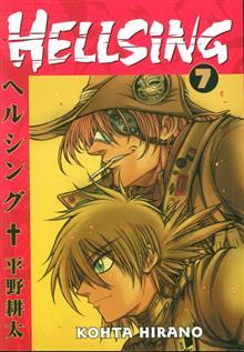Hellsing Volume 7 TPB