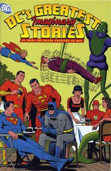 DC'S GREATEST IMAGINARY STORIES TP