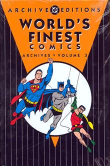 WORLDS FINEST ARCHIVES VOL 3 HC