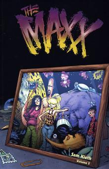 MAXX BOOK FIVE TP (MR)