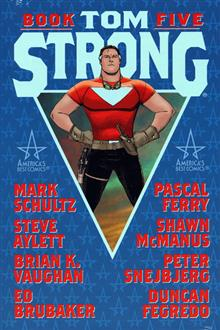 TOM STRONG BOOK FIVE HC