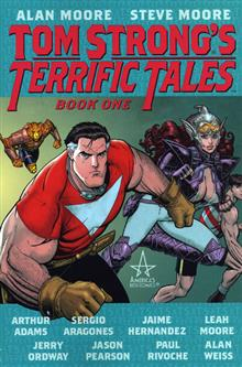 TOM STRONGS TERRIFIC TALES BOOK ONE TP
