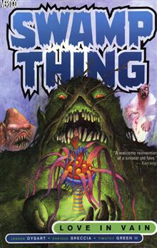 SWAMP THING BOOK 2 LOVE IN VAIN TP (MR)