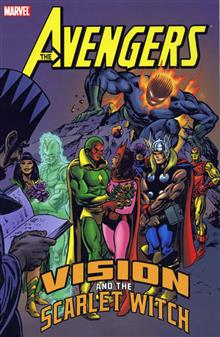 AVENGERS VISION AND SCARLET WITCH TP