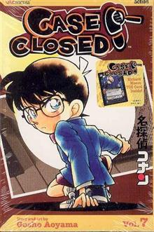 CASE CLOSED GN VOL 07