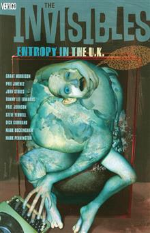 INVISIBLES VOL 3 ENTROPY IN THE UK TP