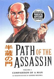 PATH OF THE ASSASSIN VOL 3 TP (MR)