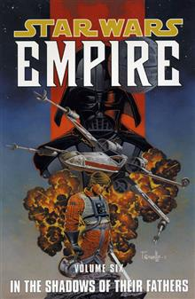 STAR WARS EMPIRE VOL 6 FOOTSTEPS OF THEIR FATHERS