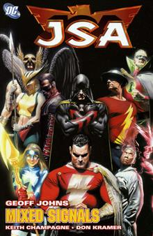 JSA VOL 11 MIXED SIGNALS TP