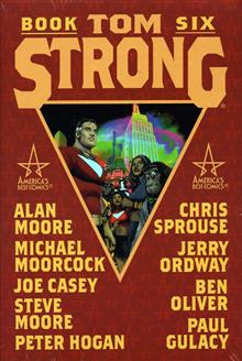 TOM STRONG BOOK SIX HC