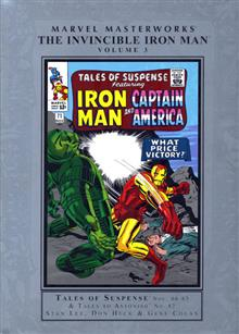 MARVEL MASTERWORKS INVINCIBLE IRON MAN VOL 3