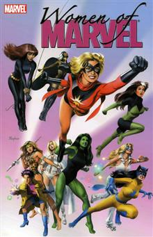 WOMEN OF MARVEL TP