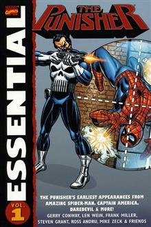 ESSENTIAL PUNISHER VOL 1 TP NEW PTG
