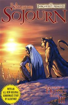 FORGOTTEN REALMS DARK ELF TRILOGY VOL 3 SOJOURN TP