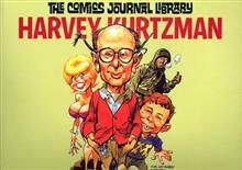 COMICS JOURNAL LIBRARY VOL 7 HARVEY KURTZMAN TP