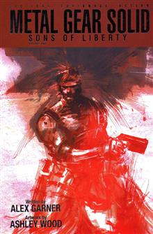 METAL GEAR SOLID SONS OF LIBERTY VOL 1 TP