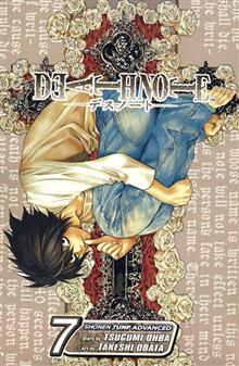 DEATH NOTE GN VOL 07