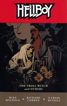 HELLBOY VOL 7 THE TROLL WITCH & OTHERS TP