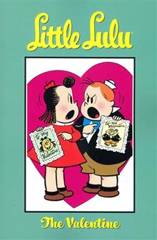 LITTLE LULU VOL 17 THE VALENTINE TP