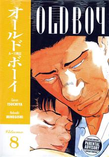 OLD BOY VOL 8 TP (MR)