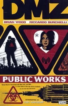 DMZ VOL 3 PUBLIC WORKS TP (MR)