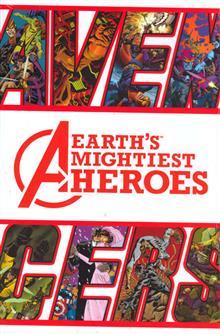 AVENGERS EARTHS MIGHTIEST HEROES 2 HC
