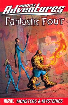 MARVEL ADVENTURES FANTASTIC FOUR VOL 6 TP DIGEST