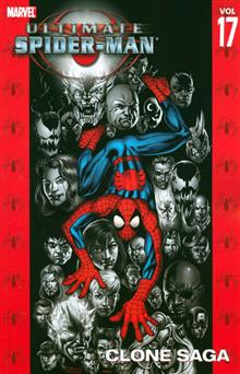 ULTIMATE SPIDER-MAN VOL 17 CLONE SAGA TP