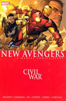 NEW AVENGERS TP VOL 05 CIVIL WAR