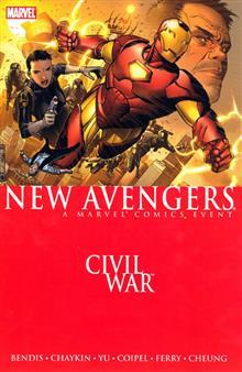 NEW AVENGERS VOL 5 CIVIL WAR TP