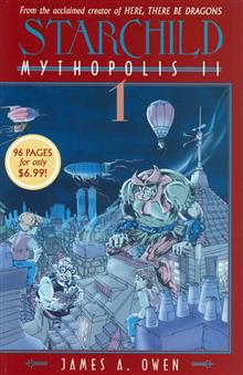 STARCHILD MYTHOPOLIS II VOL 1 GN