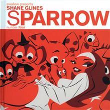 SPARROW SHANE GLINES HC