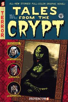 TALES FROM THE CRYPT VOL 1 GHOULS GONE WILD COLL ED HC