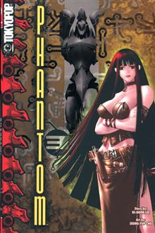 PHANTOM VOL 3 GN (OF 5)