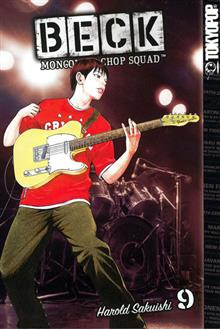 BECK MONGOLIAN CHOP SQUAD VOL 9 GN (OF 19) (MR)