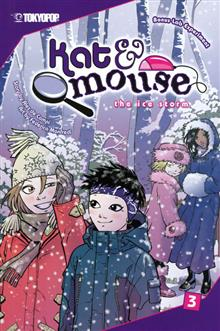 KAT & MOUSE VOL 3 GN (OF 3)