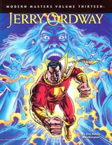 MODERN MASTERS VOL. 13 JERRY ORDWAY SC