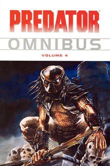 PREDATOR OMNIBUS TP VOL 04 (C: 0-1-2)