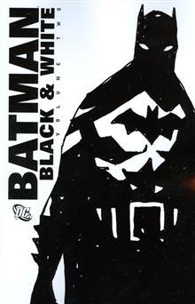 BATMAN BLACK AND WHITE VOL 2 TP