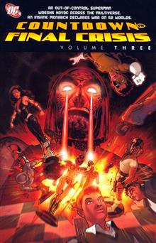 COUNTDOWN TO FINAL CRISIS VOL 3 TP