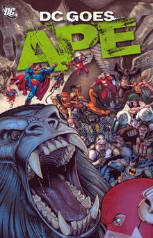 DC COMICS GOES APE TP